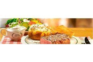 Filet mignon GRATIS - Restaurante Blockhouse