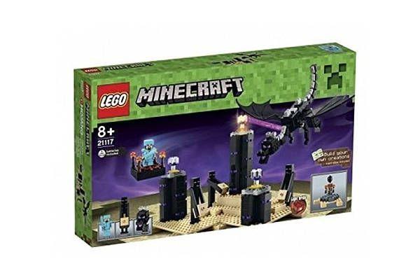 LEGO Minecraft El dragón Ender 21117