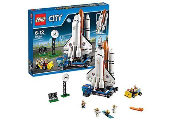 Juguetes LEGO City Puerto Espacial