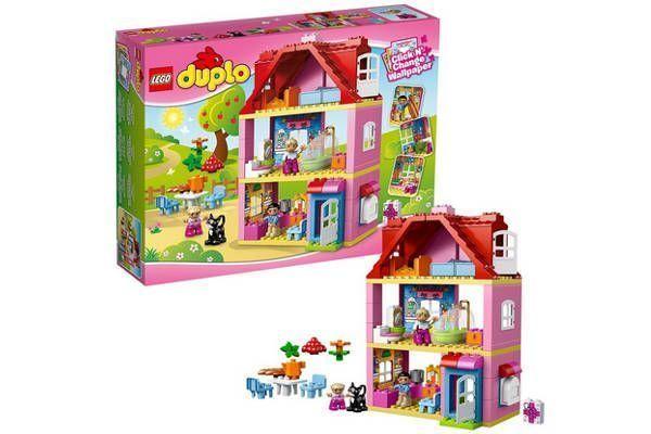 Lego Duplo La Casa de Juegos 10505