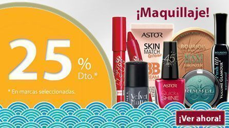Maquillaje Online barato