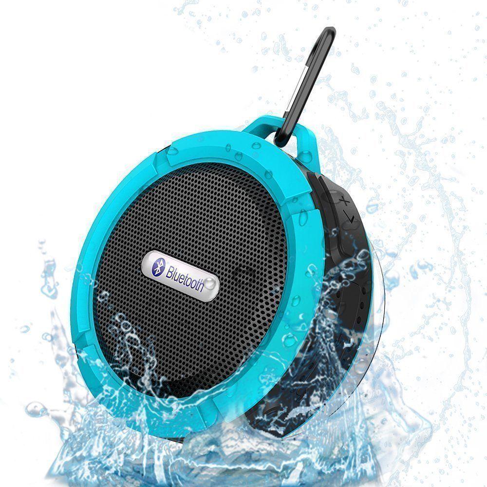Altavoz Bluetooth Impermeable