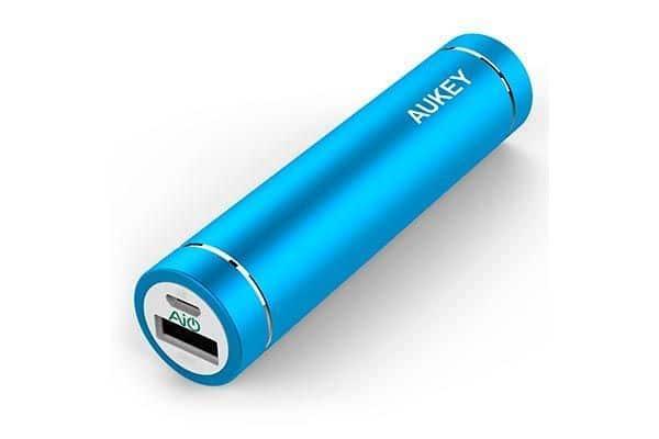 Batería Externa Portátil 3000m Ah Aukey