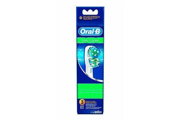 Recambios Oral B Dual Clean