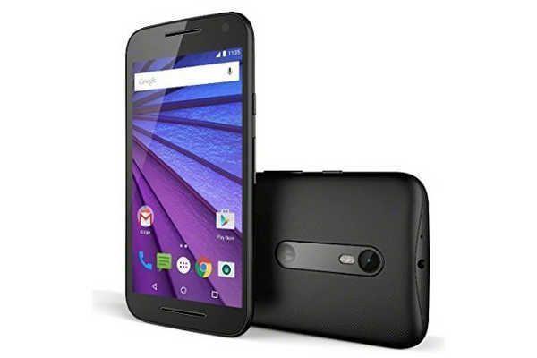 Motorola Moto G Tercera Generación