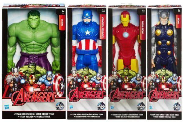 Grandes Descuentos Figuras Marvel Avengers SuperHéroes
