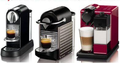 Cafetera nespresso inissia precio