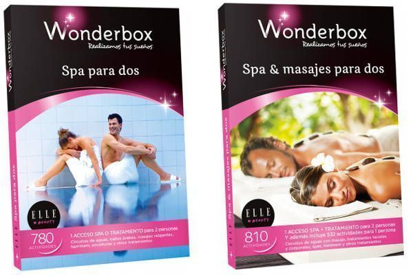 Wonderbox Spa