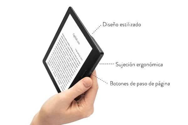 Kindle Oasis Amazon