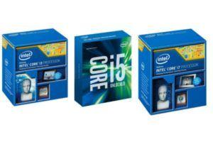 Procesadores Intel I