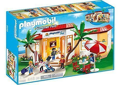 Playmobil vacaciones compra juguetes playmobil al mejor for Casa playmobil precio