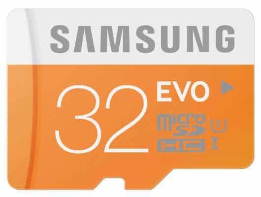Tarjeta MicroSD32GB