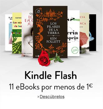 ¡¡Chollazo!! Día del Libro por menos de 1€ sólo hoy