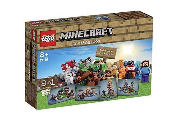 Lego Minecraft 21116
