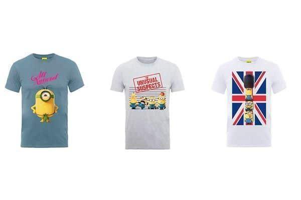 Minions - Camisetas baratas