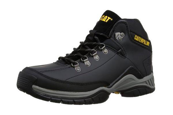 Cat Footwear COLLATERAL MID - para, color Mens Black, talla 43