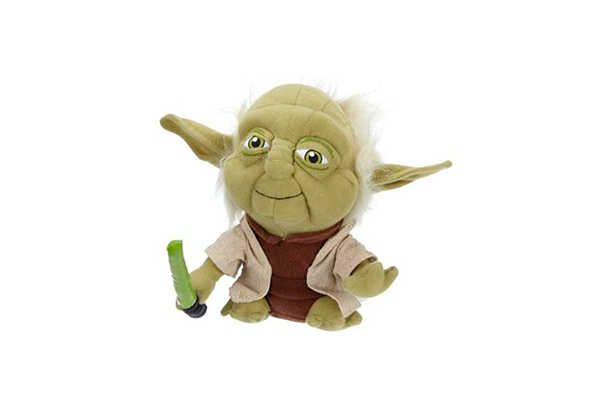 Peluche Yoda Star Wars