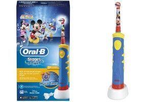 Cepillo Eléctrico Oral-B para Niños Kids Power
