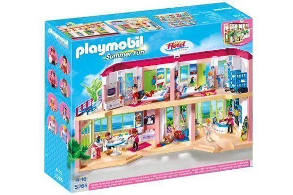 Playmobil Vacaciones Hotel Casa de Verano