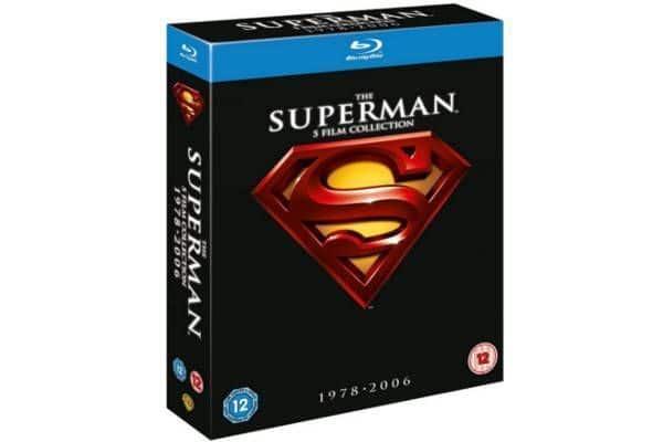 ¡¡Chollo!! Superman Blu-Ray y DVD Colección Completa (1978-2006)