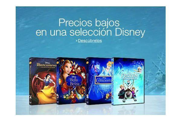 Películas Cine Disney – Ofertas en DVD y Blu-Ray 2018