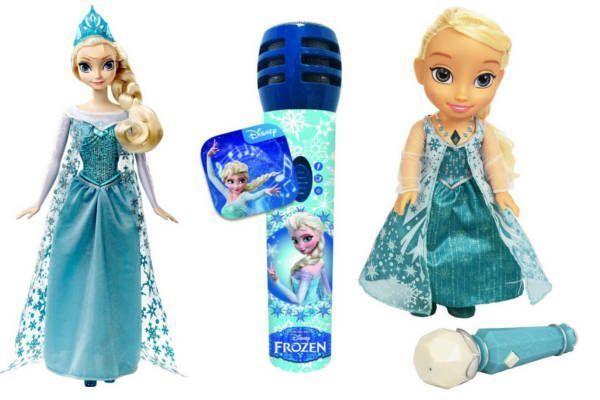 Frozen Muñeca, Disfraz Elsa Frozen, Juegos, Patinete