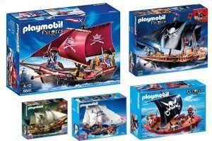 ofertas playmobil piratas