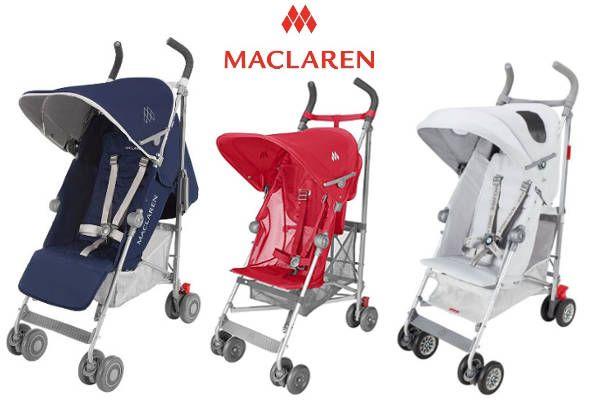 Oferta sillas de paseo maclaren beb s sillas maclaren for Oferta silla paseo maclaren