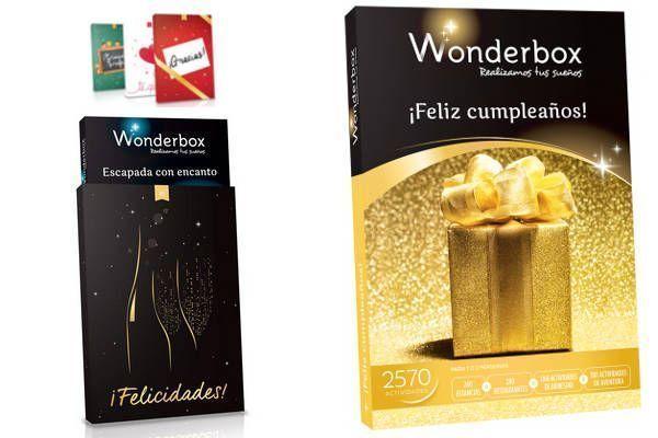 ¡¡Oferta!! Wonderbox Feliz Cumpleaños – Un Regalo Inolvidable