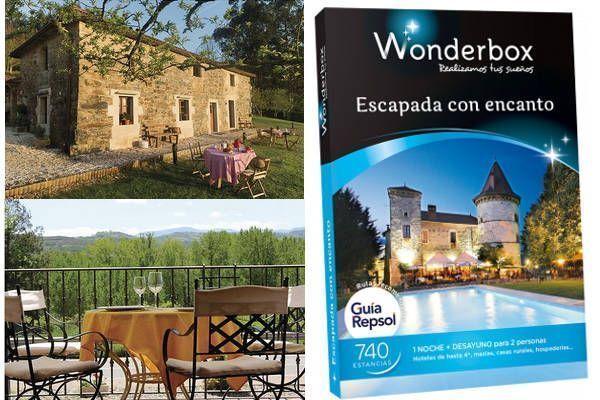 Wonderbox Escapada con Encanto