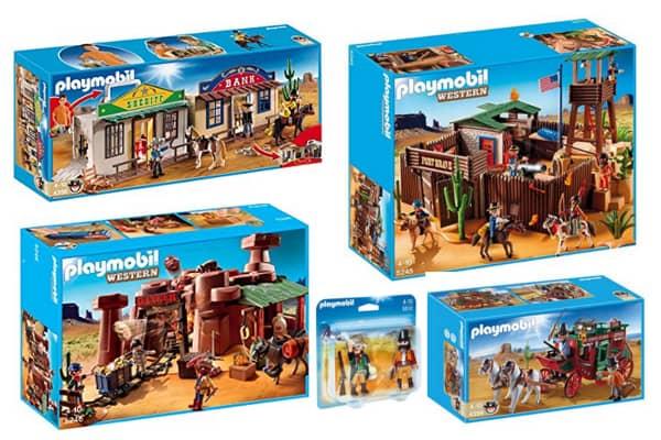 Playmobil Oeste – Compra Playmobil Western al Mejor Precio: Fuerte, Maletín, Caravana…