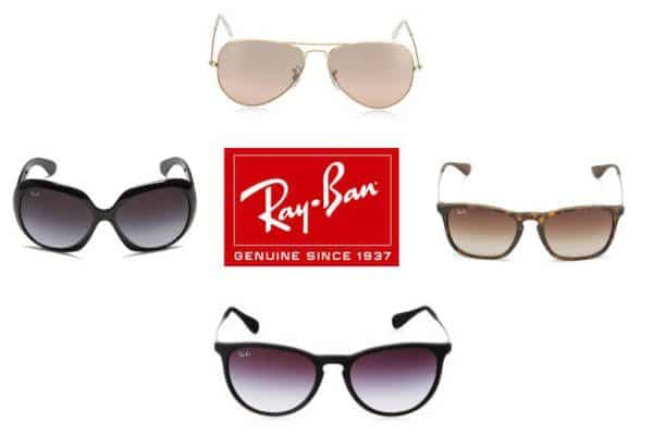 gafas de sol aviator ray ban mujer