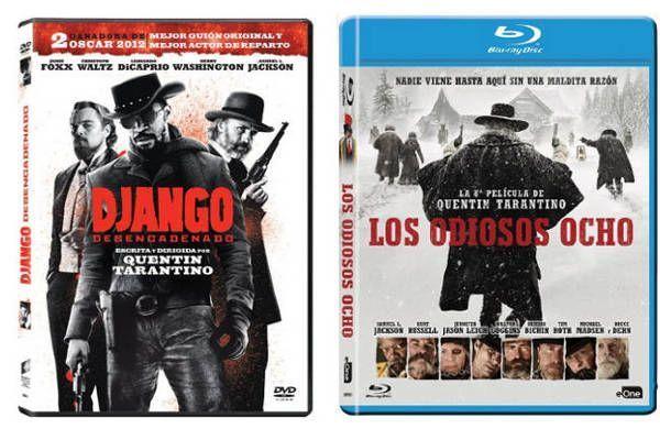 Quentin Tarantino Ofertas – Los Odiosos Ocho, Django, Malditos Bastardos, Pulp Fiction, Reservoir Dogs