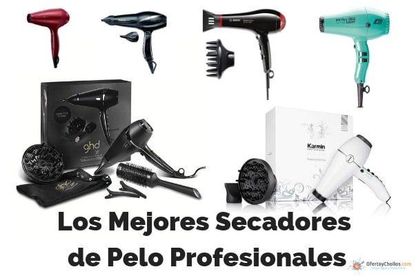 mejores ofertas secadores de pelo profesionales