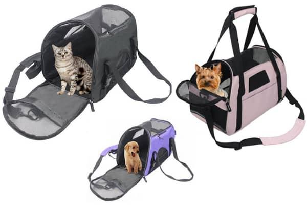 Bolsa de Transporte para Mascotas