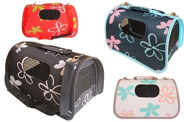 Bolso trasportin para perros y gatos