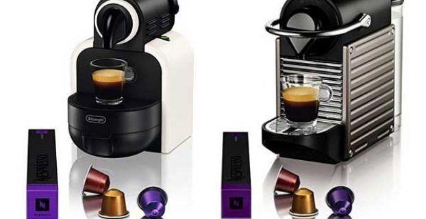 Cafeteras Nespresso Comparativa