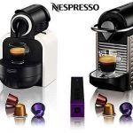 ¡¡Oferta!! Cafetera NESPRESSO Essenza por un Precio 59€ Compra una Nespresso Barata + 20€ de Regalo para Cápsulas