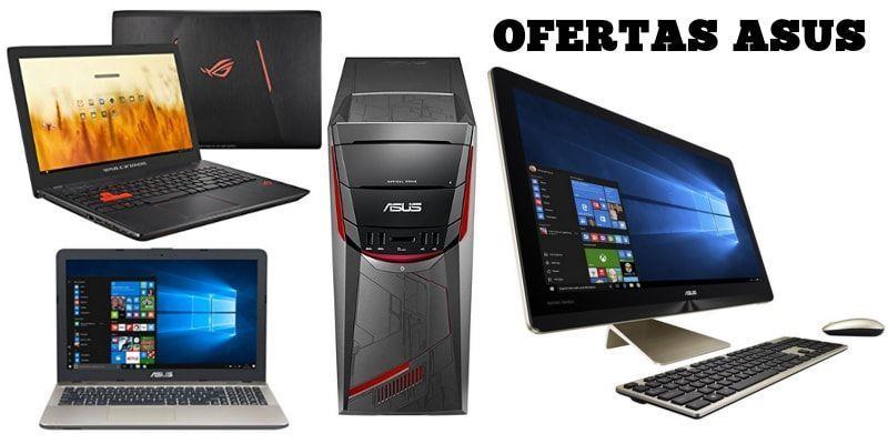 ofertas ordenadores asus
