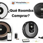 Aspirador iRobot Roomba Ofertas ¿Qué Roomba Comprar al Mejor Precio en 2019 en Amazon? ¿Buscas una Roomba Barata?