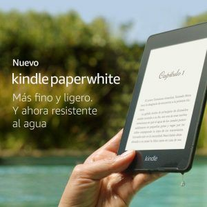 oferta nuevo kindle paperwhite 2018