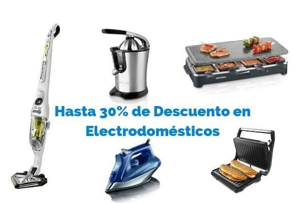 ofertas electrodomesticos amazon