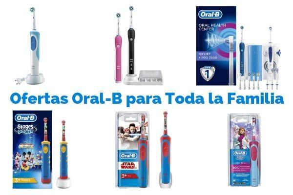 ofertas oralb familia