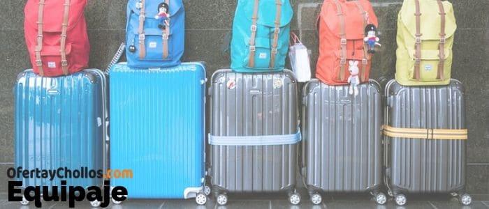 chollos equipaje