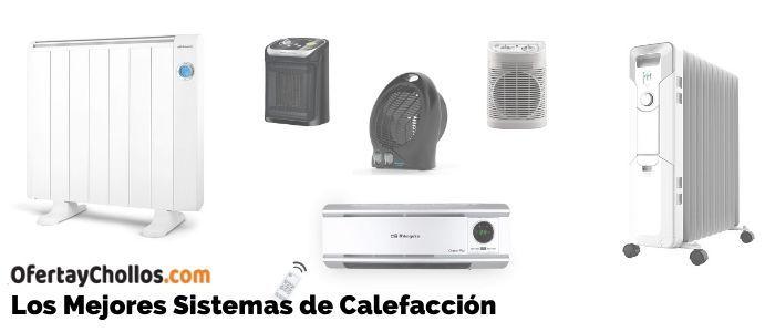 mejores sistemas calefaccion