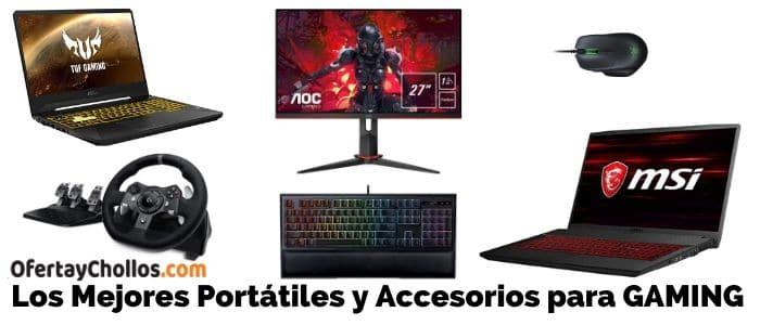 comprar mejores portatiles gaming