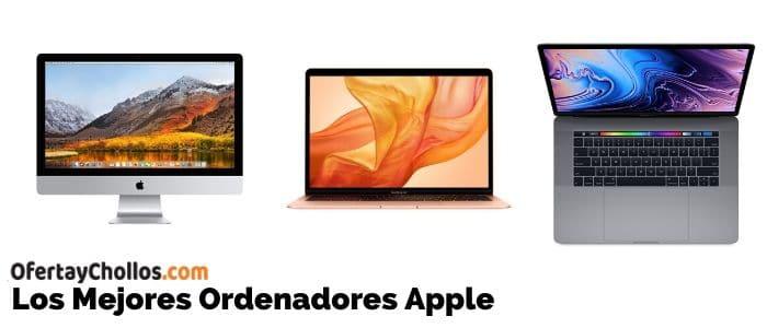los mejores ordenadores portatiles apple