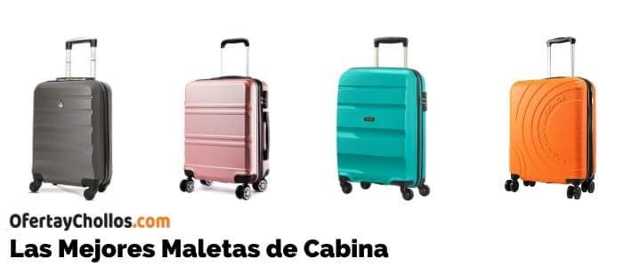 mejores maletas cabina