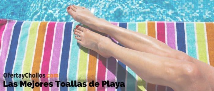 mejores toallas playa