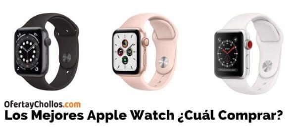 mejores apple watch comprar